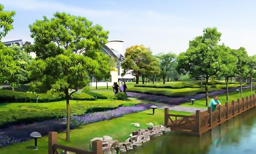 昌朋园林景观