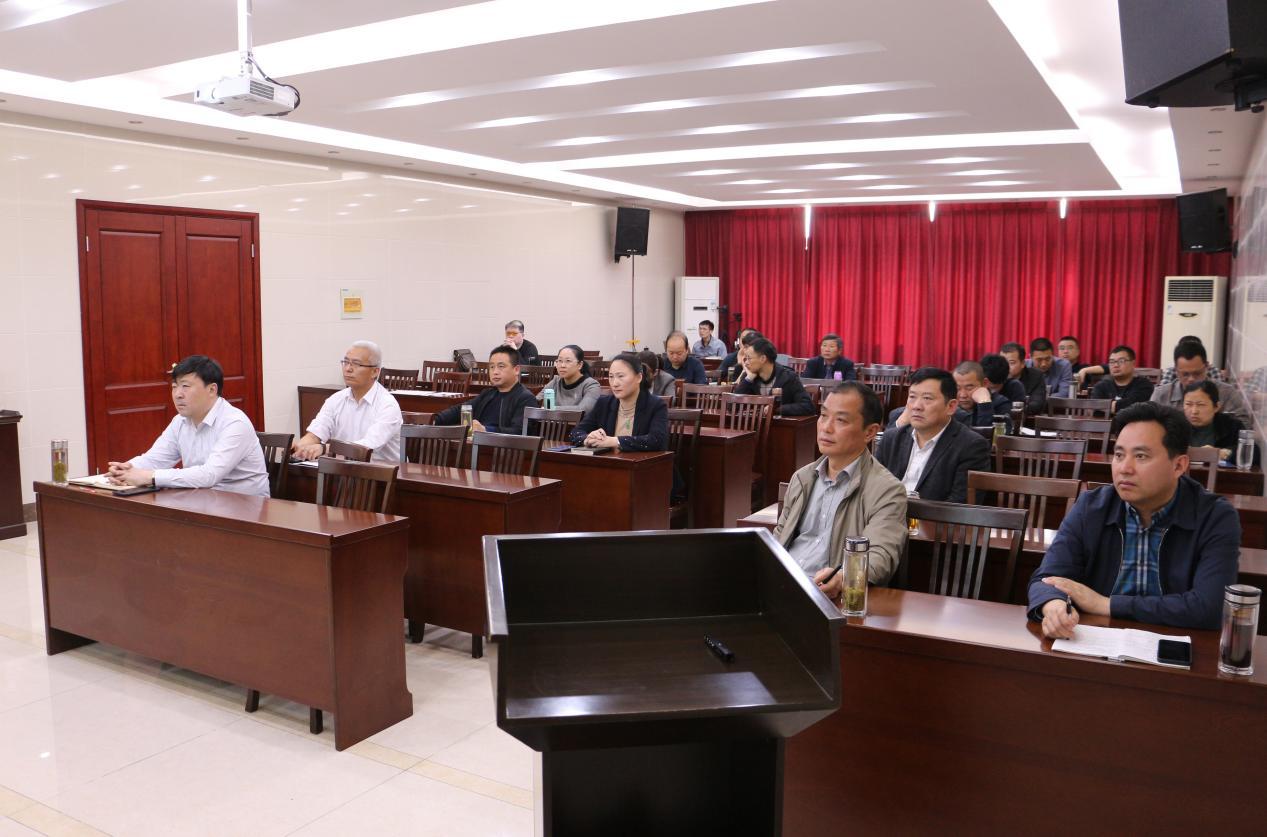 邗江交建:第一季度安全工作會議順利召開