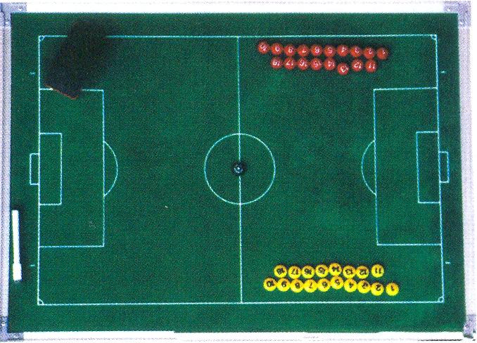 HQ-2005 足球示教板