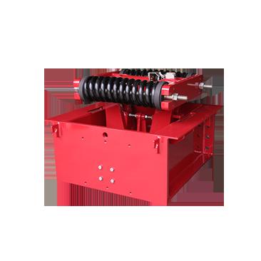 液压式夹轨器