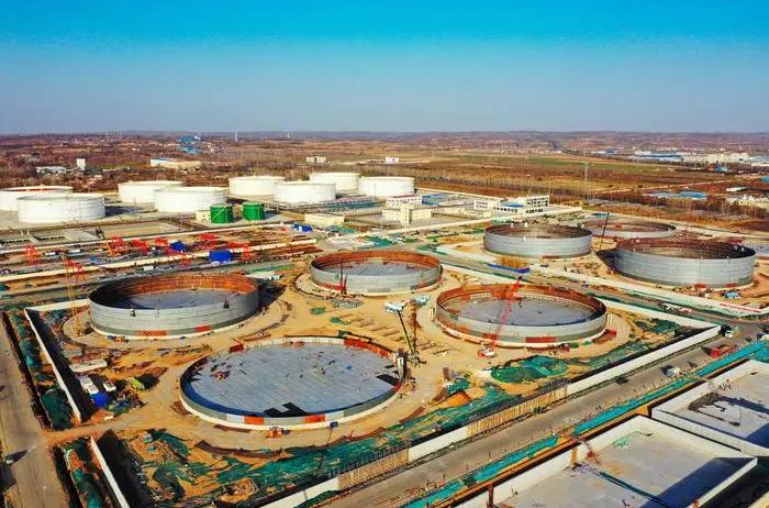 中国石化集团石油商业储备有限edf壴定发官网手机版洛阳原油商业储备基地工程(二期)