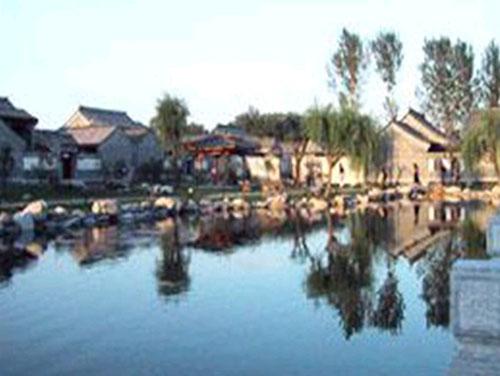 北京市蟹岛度假村防水工程