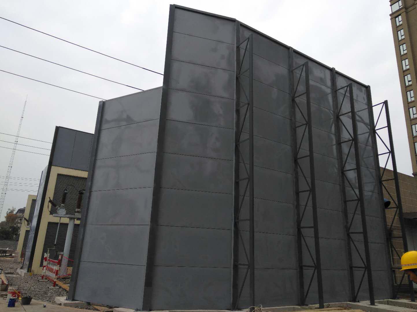 重庆北碚灯塔变电站降噪