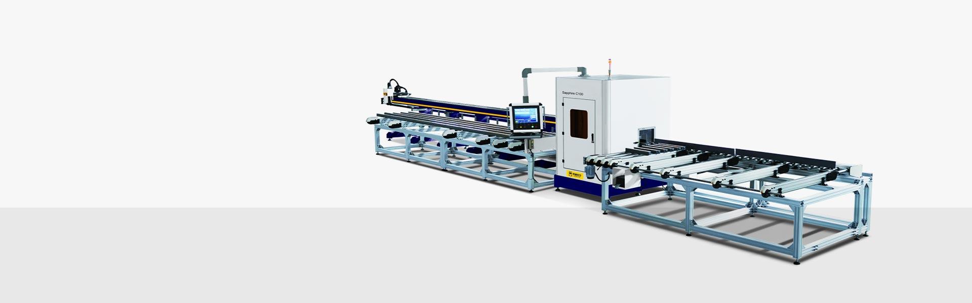 自动切割中心 Sapphire C100