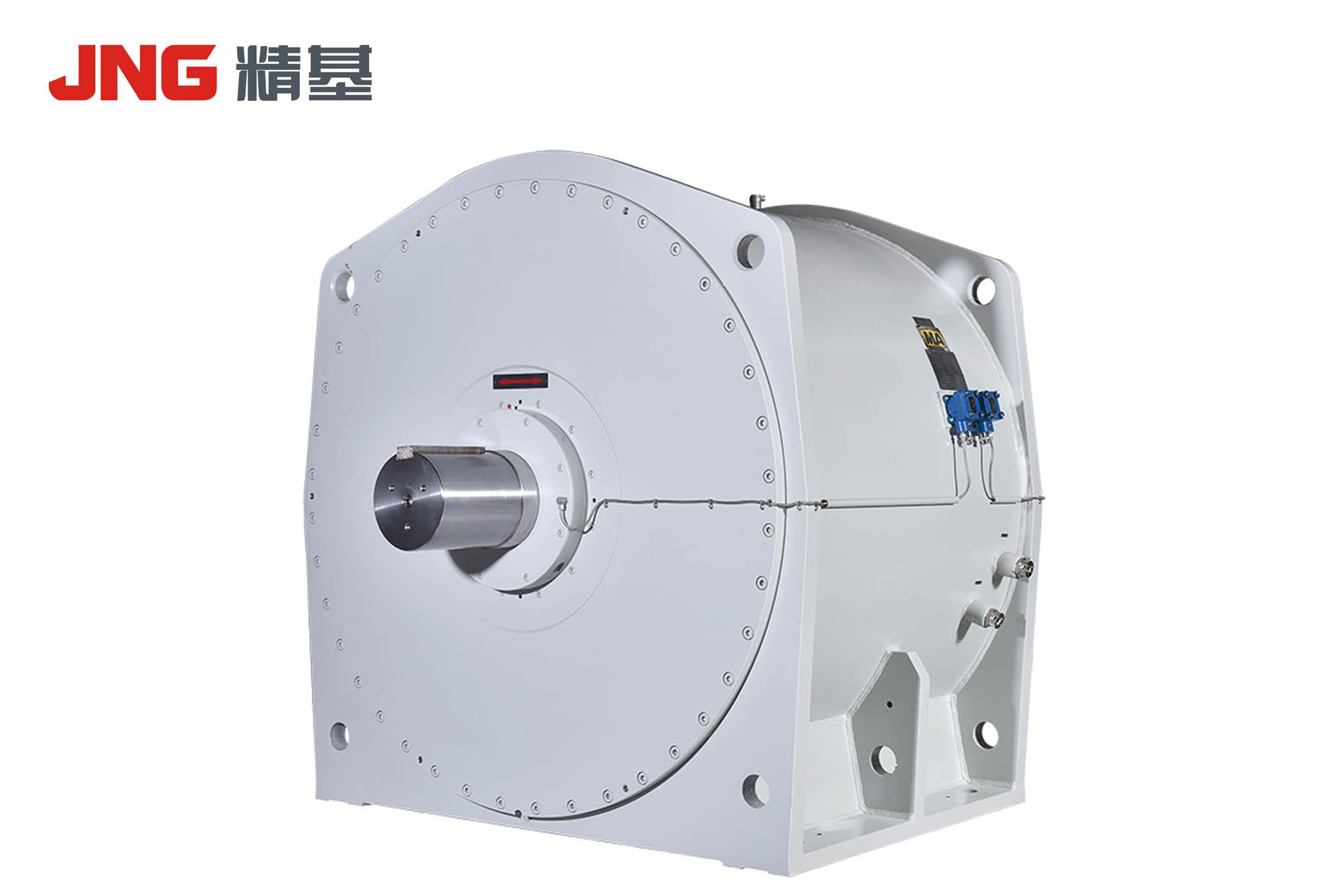 带式输送机用三相永磁同步变频电动机