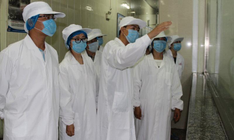 智美山西 引凤来栖—江南大学食品学院博士团智惠山西企业