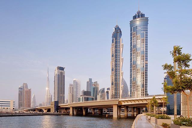 迪拜公园塔酒店