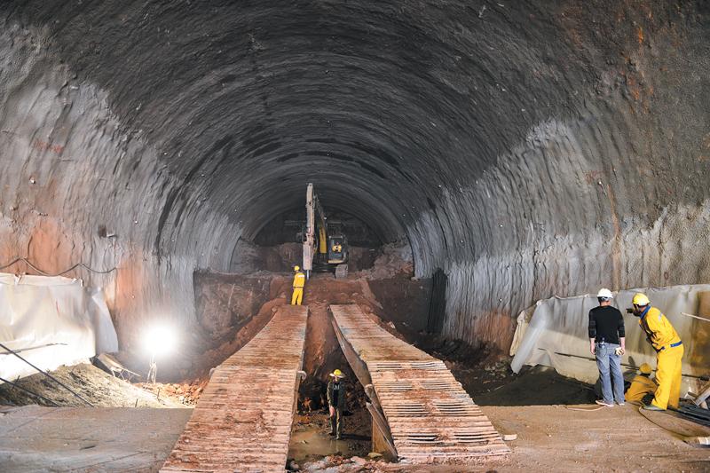 杭黄桐庐隧道