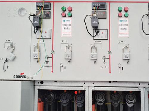 變電、配電環境監測系統
