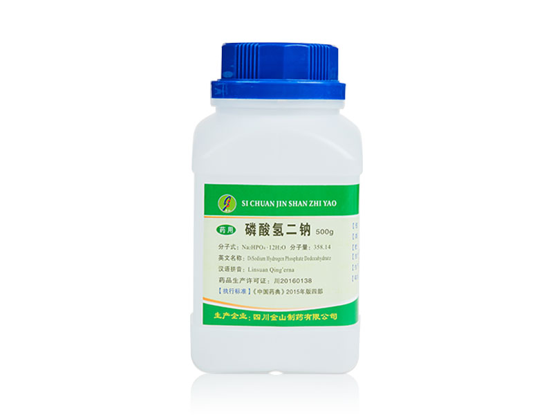 磷酸氢二钠500g