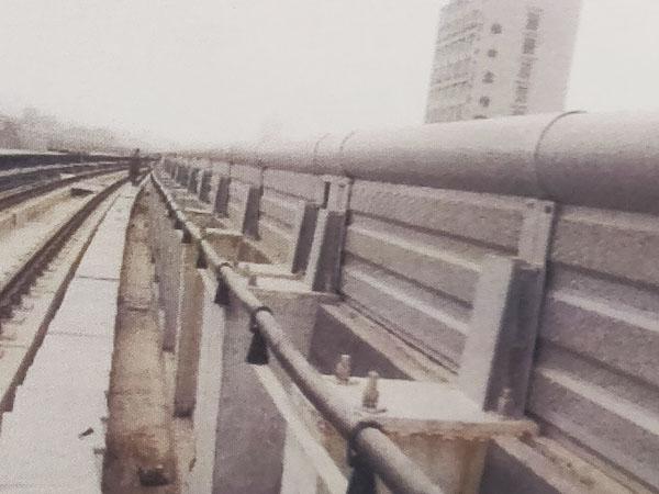深圳地鐵三號線聲屏障工程