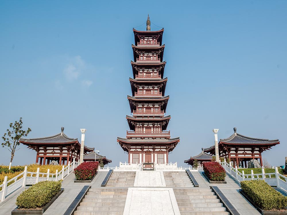 安徽灵璧钟馗文化园