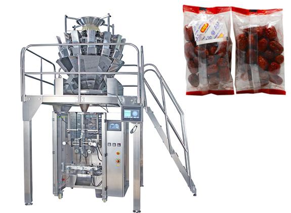 中袋颗粒包装机 可包装淀粉、玉米粉等