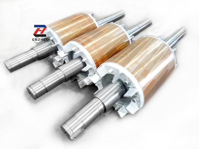 技術干貨!今天我們談談銅轉子電機再制造