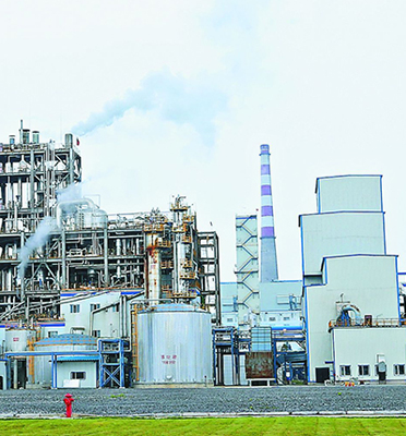 助力化工行業走綠色發展之路