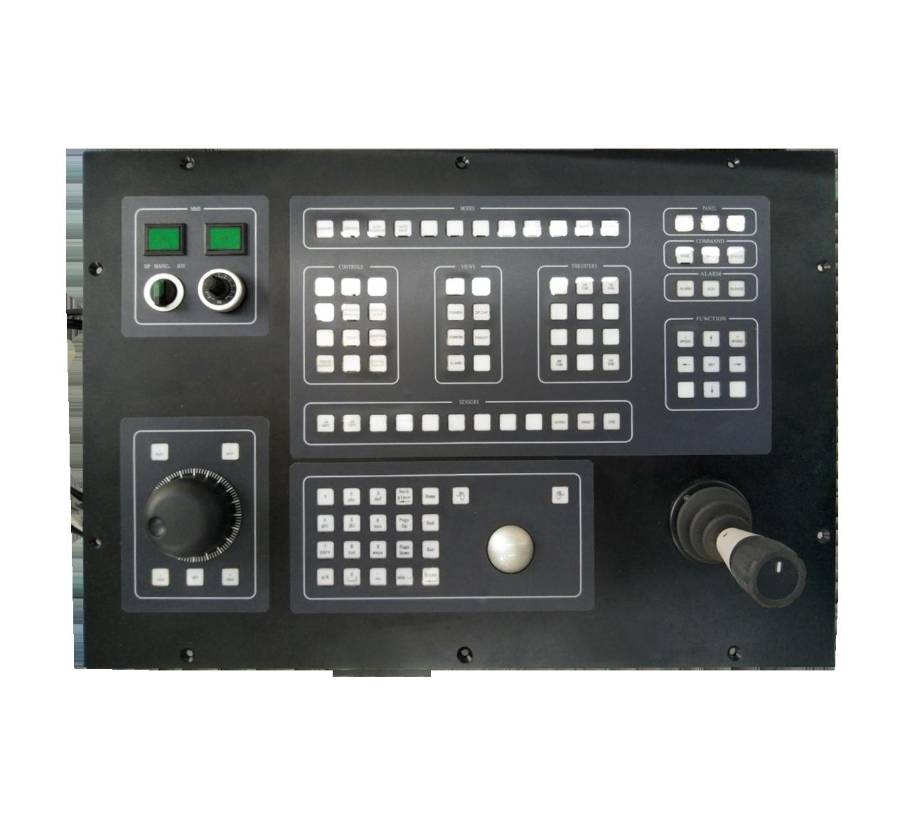 DPOS操控系統