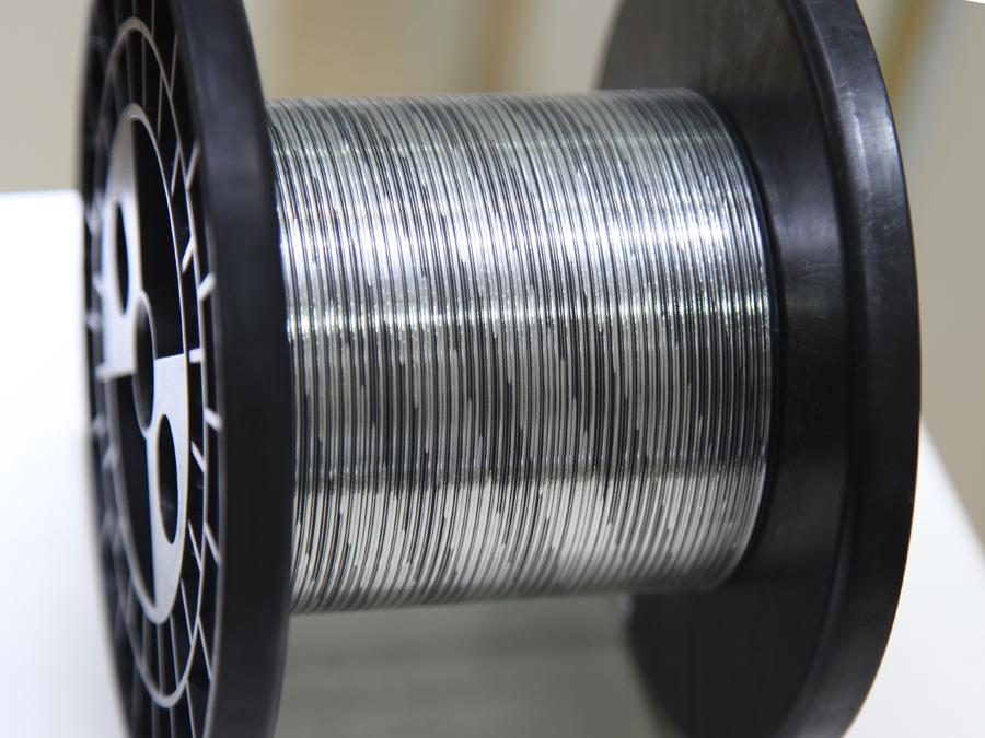 分段圓形焊帶