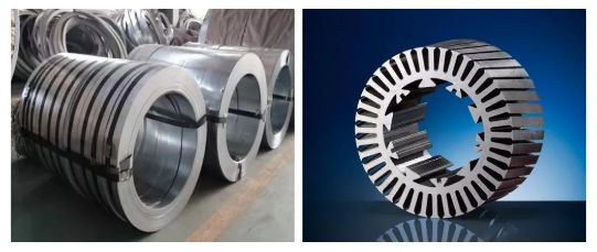 優化電機生產—電機用軟磁材料是YBZU系列隔爆振動電機核心