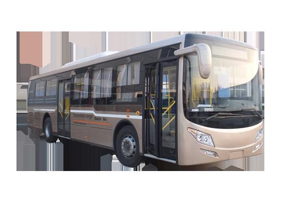 增程式客車 120KW永磁電機 鋰電池組576V/150AH  北康2.8L排量柴油機