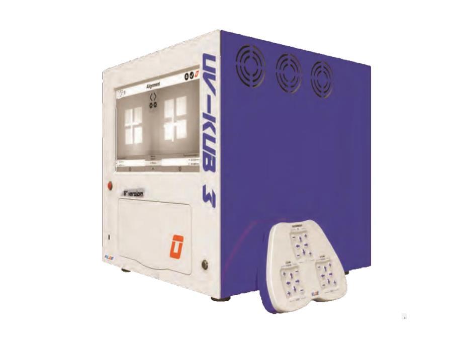 新一代曝光光刻机UV KUB 3
