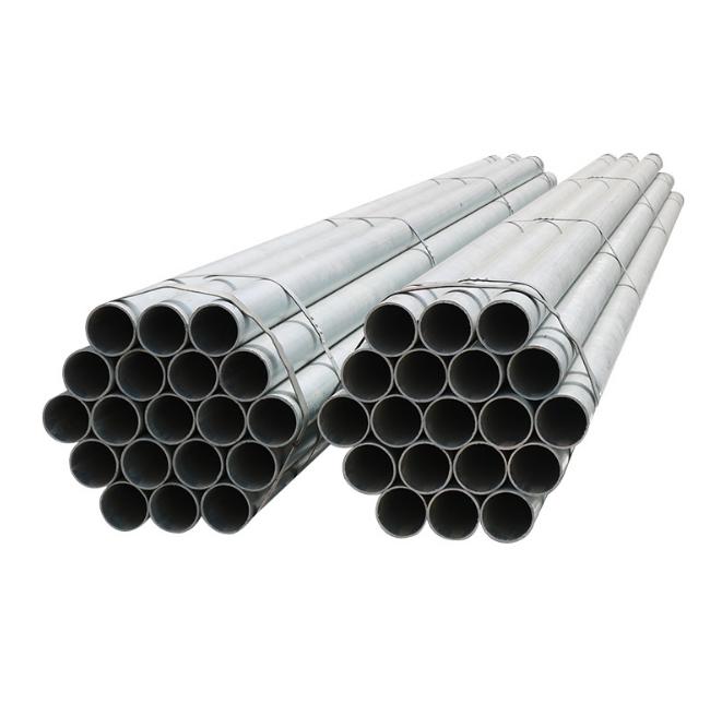 交通設施廠家批發熱鍍鋅噴塑耐用圓立柱 防撞設施配件圓立柱