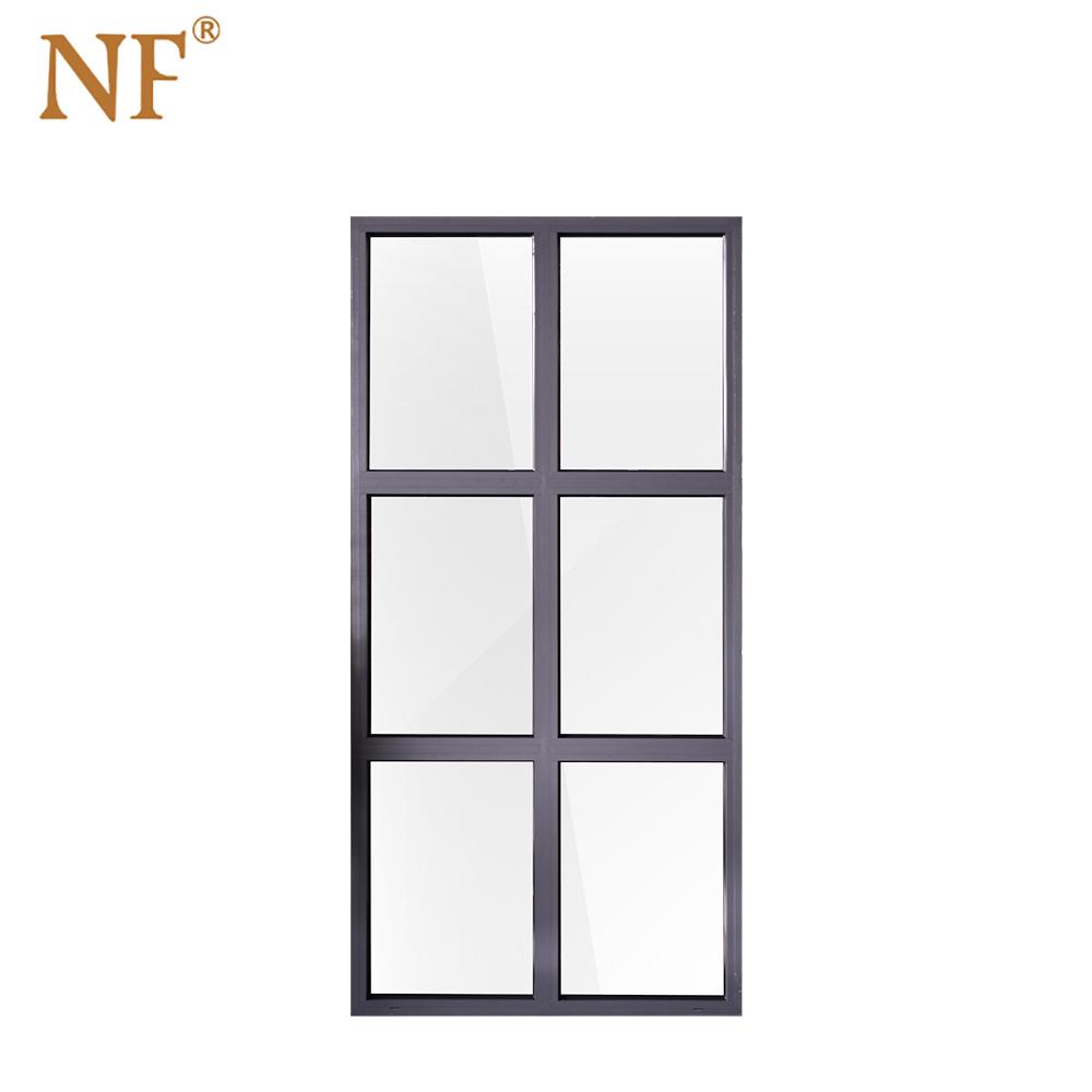 灰色,隔条,固定窗
