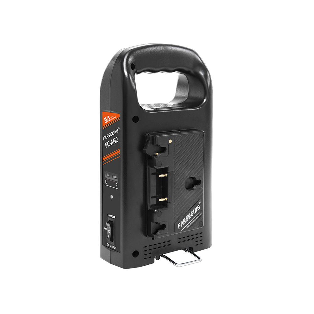 雙通道充電器5A FC-BP/AN2