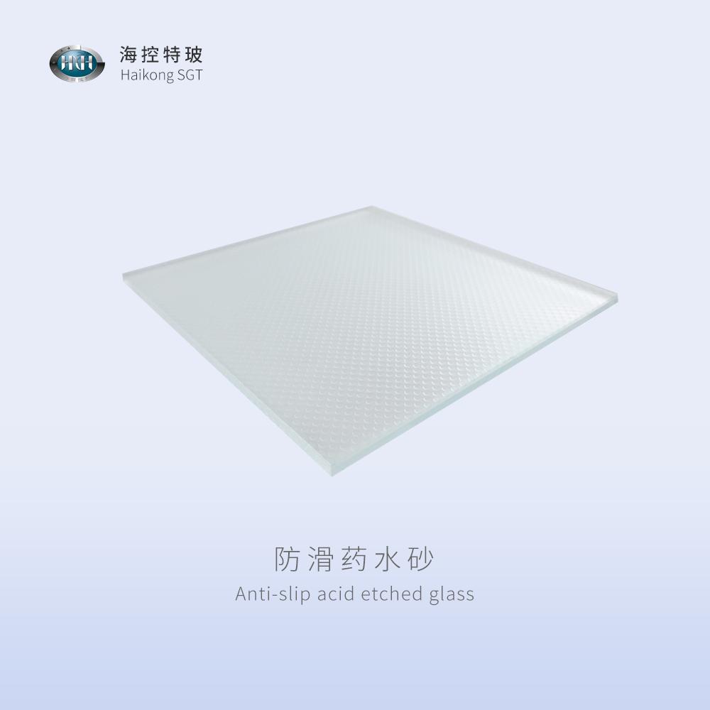 防滑药水砂玻璃