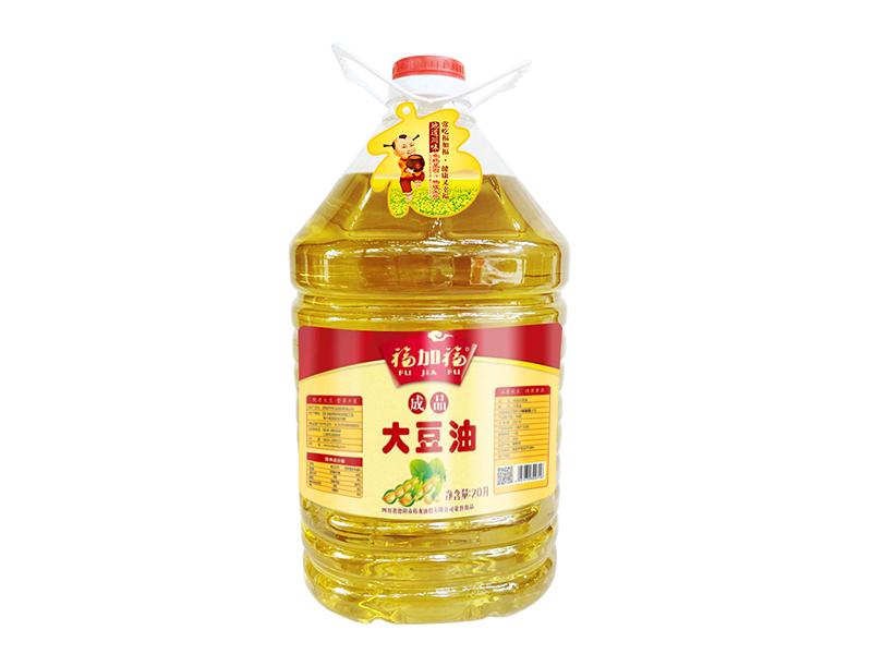 福加福20L大豆油