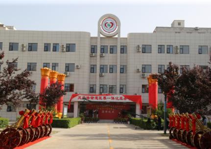 河南國控建設集團汝州市醫養結合項目揭牌啟用