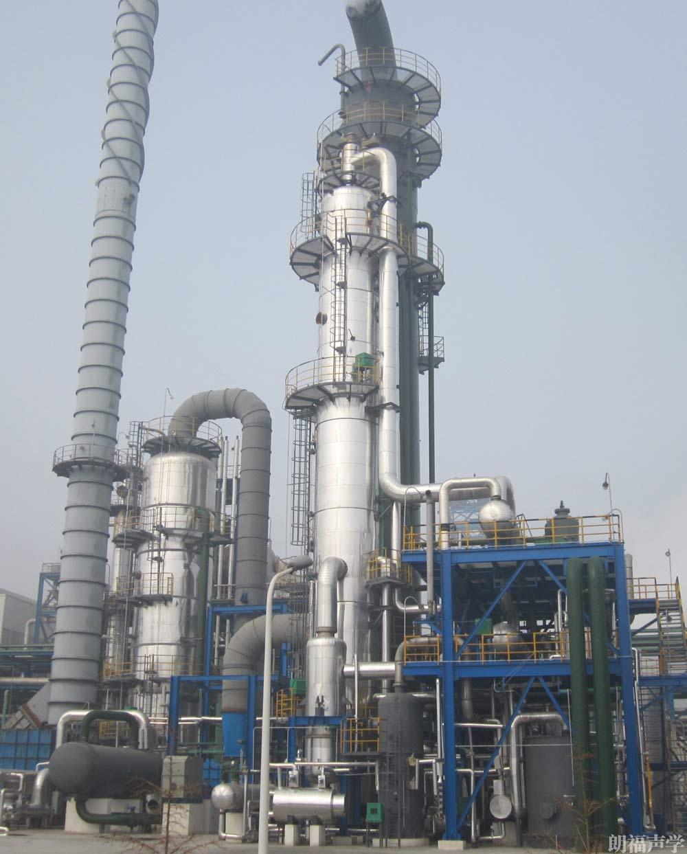 烟囱排放气易胜博线上官网注册回收二氧化碳技术