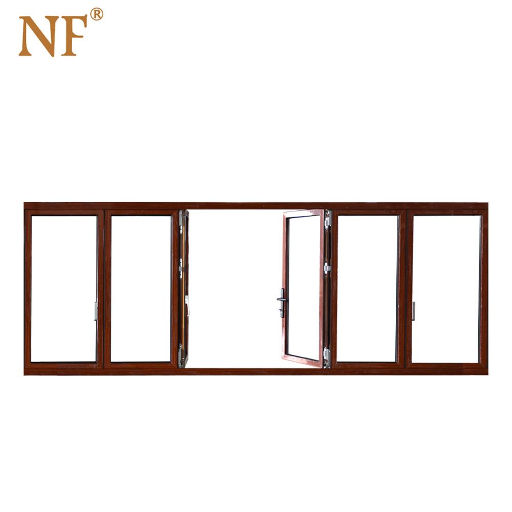 折叠窗3+2