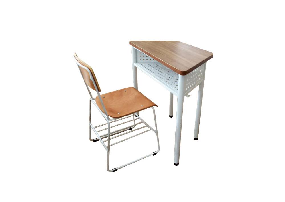 YDK-11-A型单人课桌椅