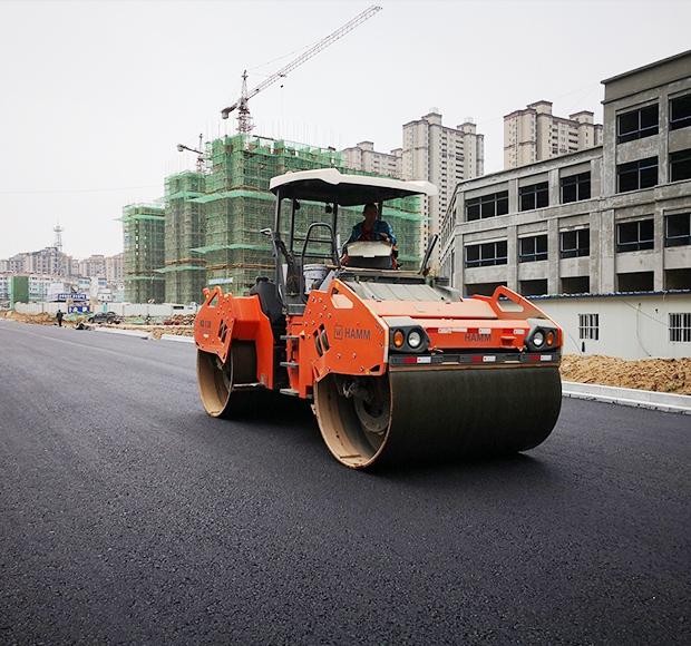 六安市磨子潭路(大别山-紫竹林路)道路工程