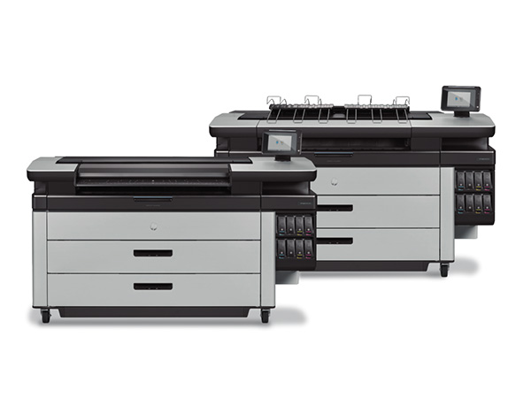 HP PageWide XL 5100 必威体育网站app系列