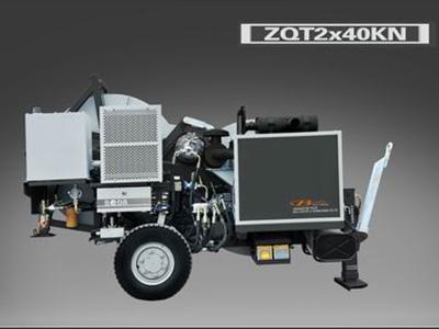 拖掛式2×40kN反牽張力機