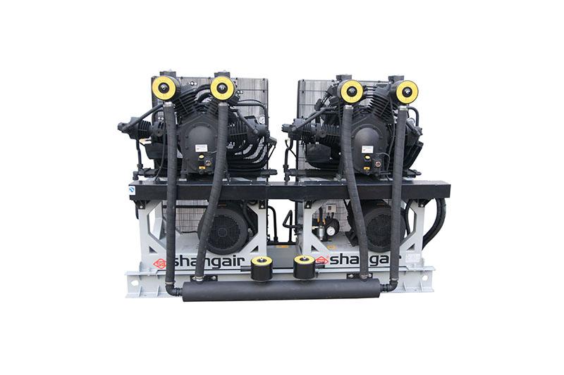 09SH系列空氣壓縮機(立式雙機)