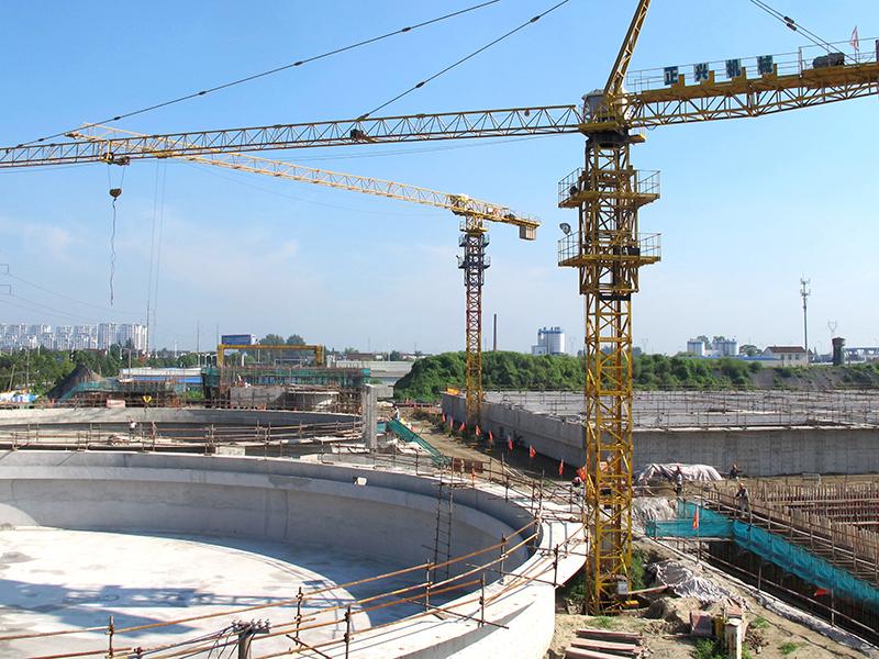 如皋同源污水處理廠一、二期提標三期擴建工程