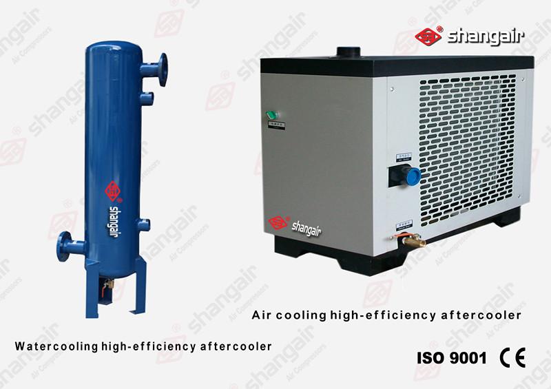 HL系列水冷(風冷)高效后冷卻器