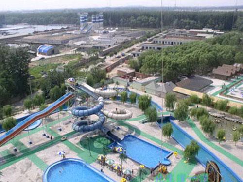 北京市城市海景水上乐园堵漏、防渗工程