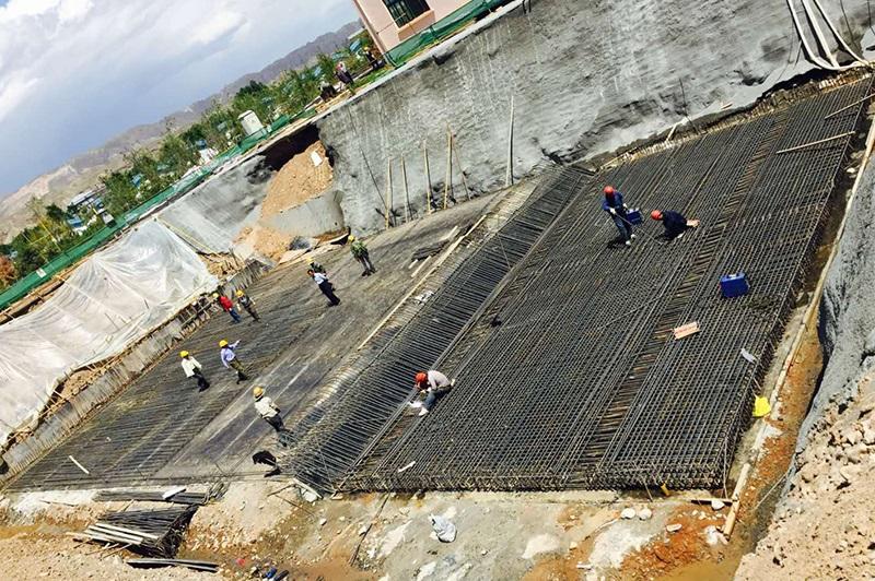 青海省海东市平安区每天10000吨中水回用项目