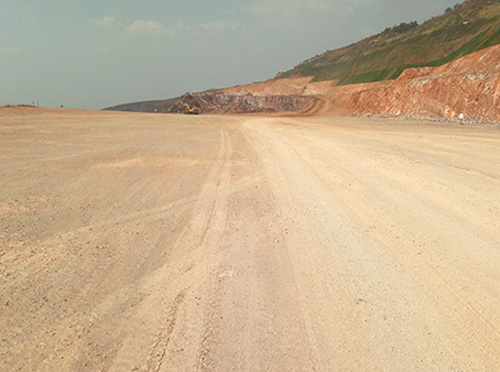 华润(鹤庆)水泥有限公司矿石开采总承包工程