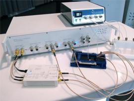 微流体阻抗测试