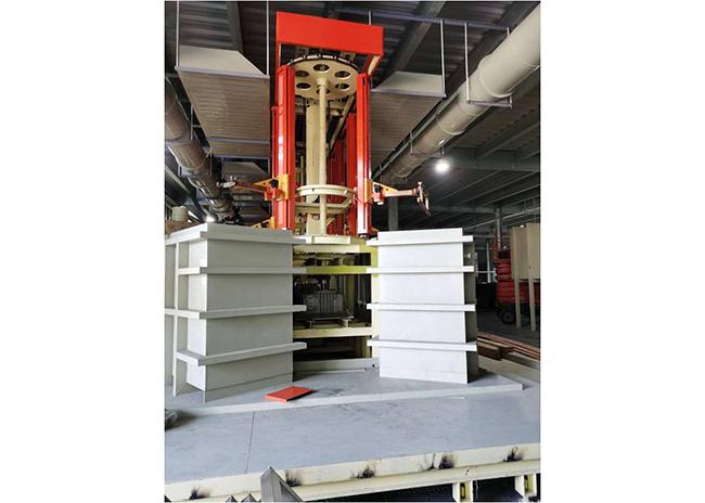 全自動垂直升降鍍鎳鉻生產線