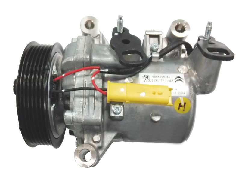 旋叶式铁质压缩机JSR110