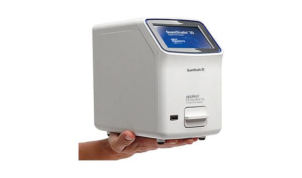 QuantStudio 3D 數字 PCR 系統