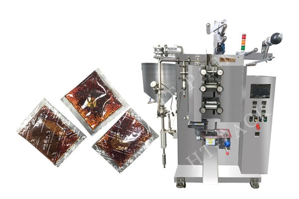 全自动酱料包装机 双层保温搅拌HT-Y319Q(新型)