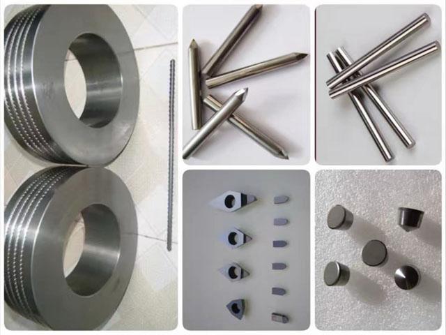 数控轧辊铣床刀具及配件