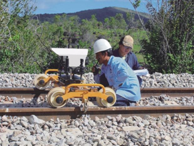 委内瑞拉FMO铁路养护项目(线路使用数据测量)