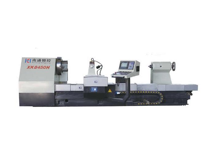 XK8450H、XK8460H数控重型轧辊铣床